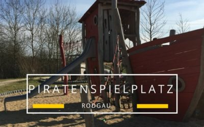 Piratenspielplatz in Rodgau Jügesheim