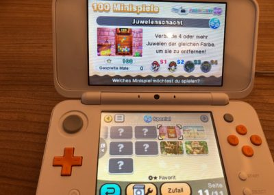 Mario Party - The Top 100 - Spieleauswahl
